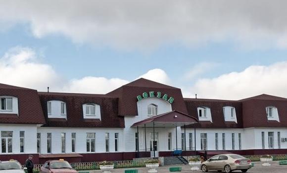 ЖД Вокзал ЖД вокзал Димитровград